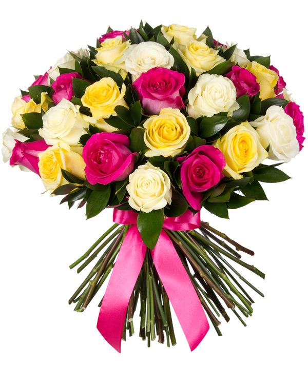 Лучшие букеты цветов