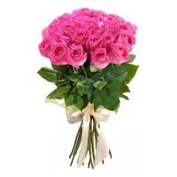 Мраморные розы Верхняя Пышма Эконом памятник Башня с профильной резкой Карталы